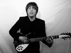 Andrew as Paul McCartney