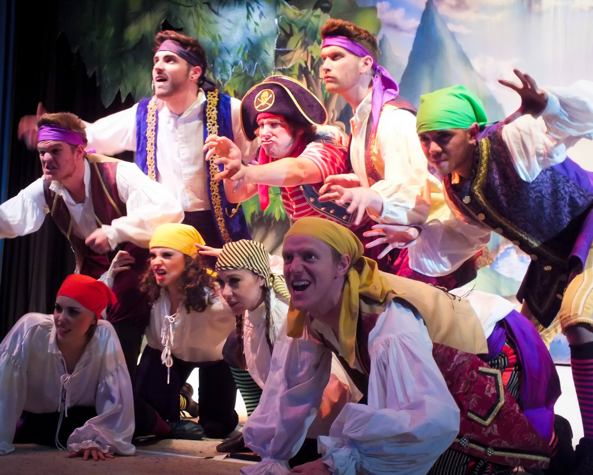 Smee in Peter Pan