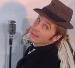 Andrew as Sinatra