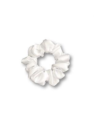 Small White Satin