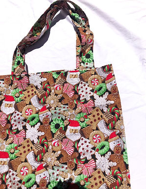 Christmas Biscuits Tote Bag