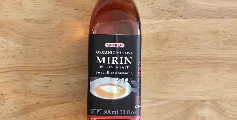 Mikawa Organic Mirin