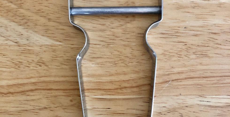Stainless Steel Peeler