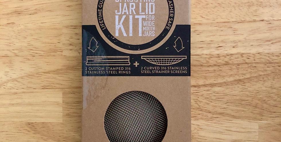 Sprouting Jar Lid - 2 pack