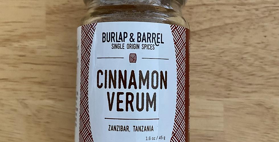 Cinnamon Verum