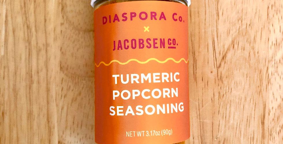 Tumeric Popcorn Seasoning