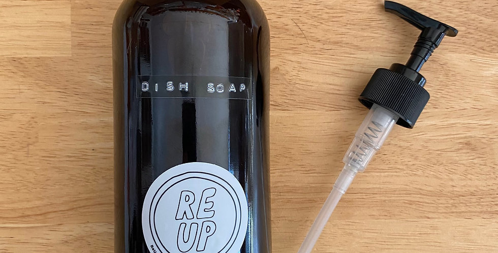 Re-Up Pump Top