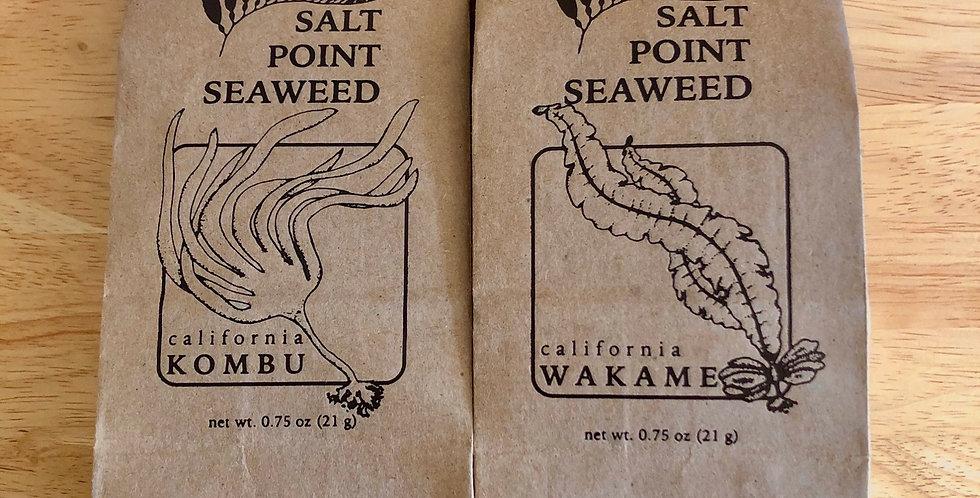 Salt Point Seaweed