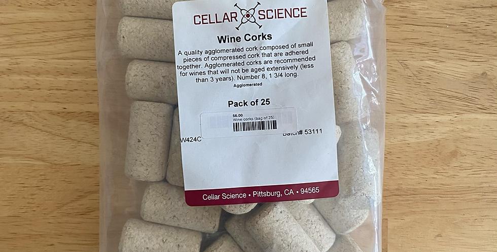 Wine corks (pack of 25)