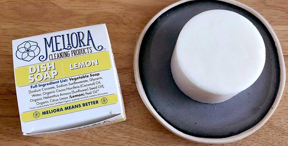 Meliora Lemon Dish Soap