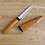 Thumbnail: Paring Knife with Wooden Sheath