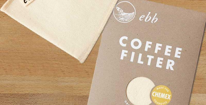 Ebb Reusable Coffee Filter