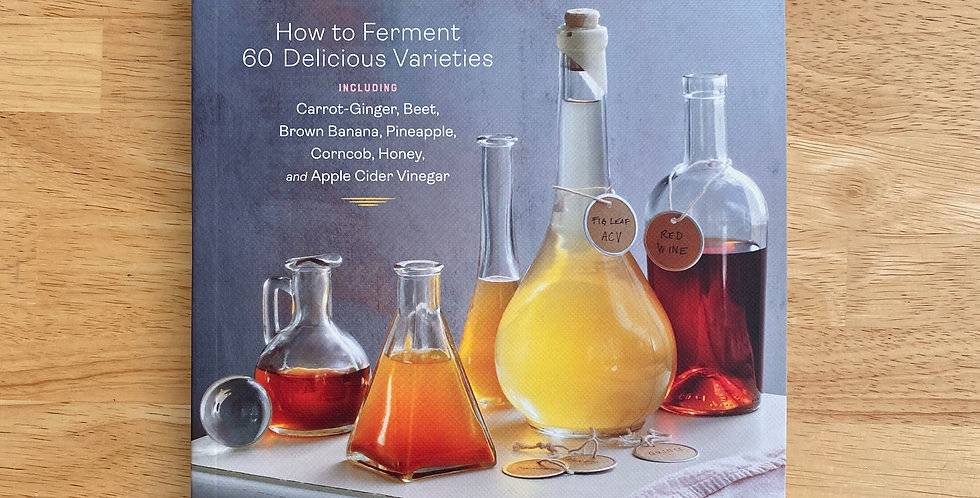 Homebrewed Vinegar