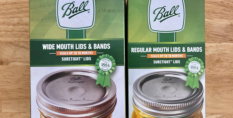 Ball Canning Lids