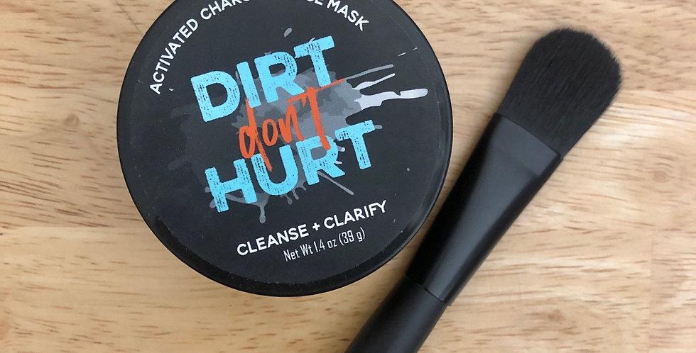 Dirt Don't Hurt Charcoal Mask