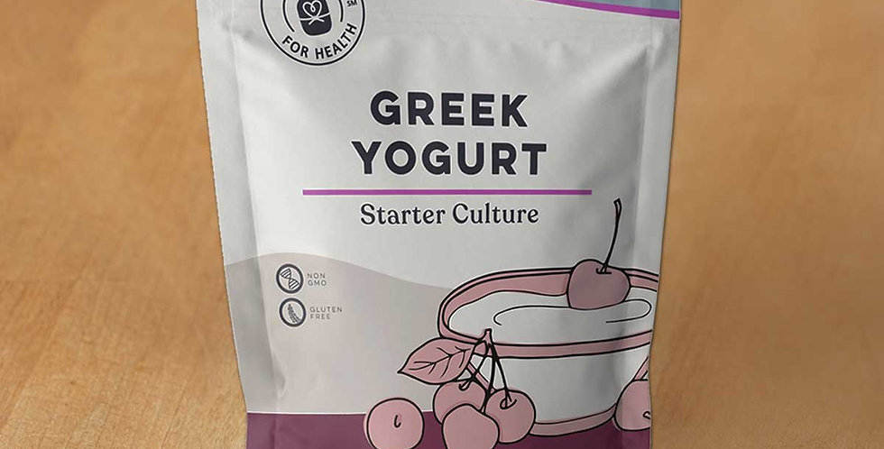 Greek Yogurt Culture