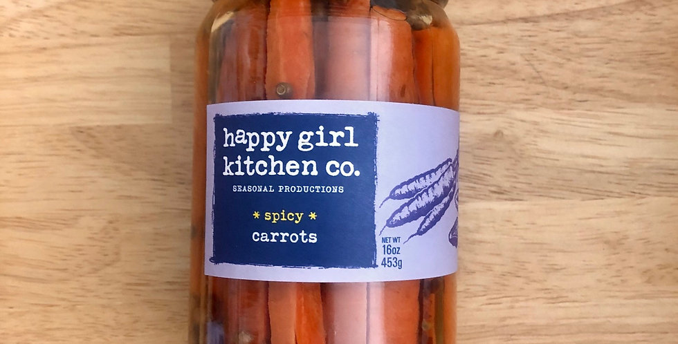 Happy Girl Kitchen Pickles