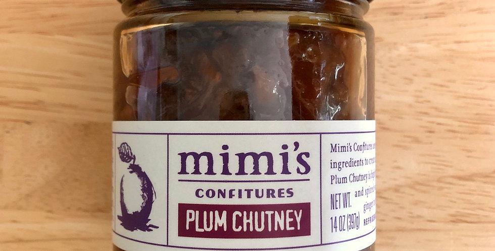Mimi's Plum Chutney