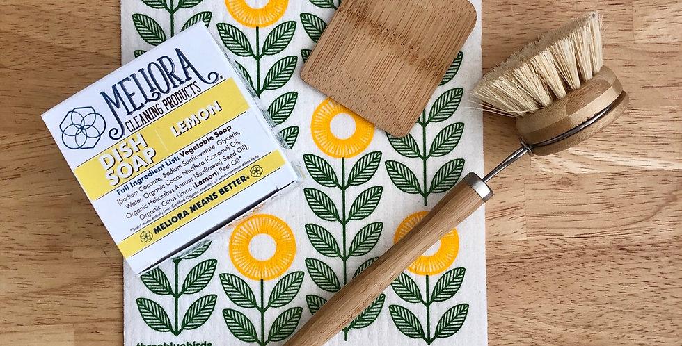 Sustainable Dish Kit