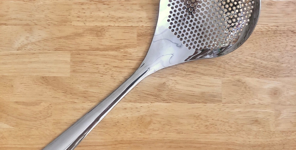 Slotted Straining Spoon