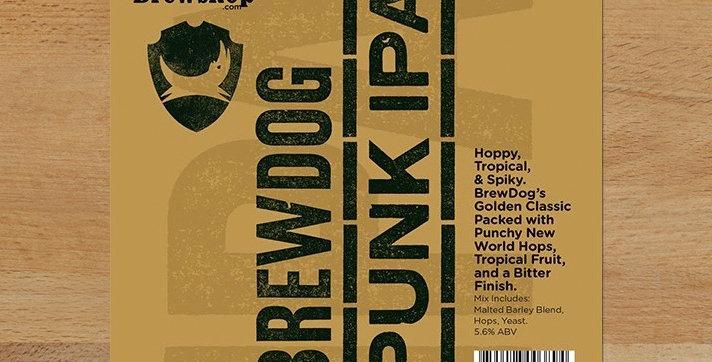 BrewDog Punk IPA Mix