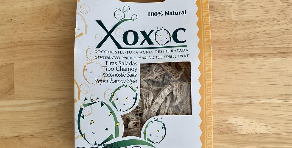 Salty Xoconostle Strips
