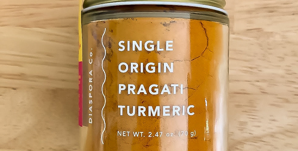 Diaspora Co. Pragati Turmeric