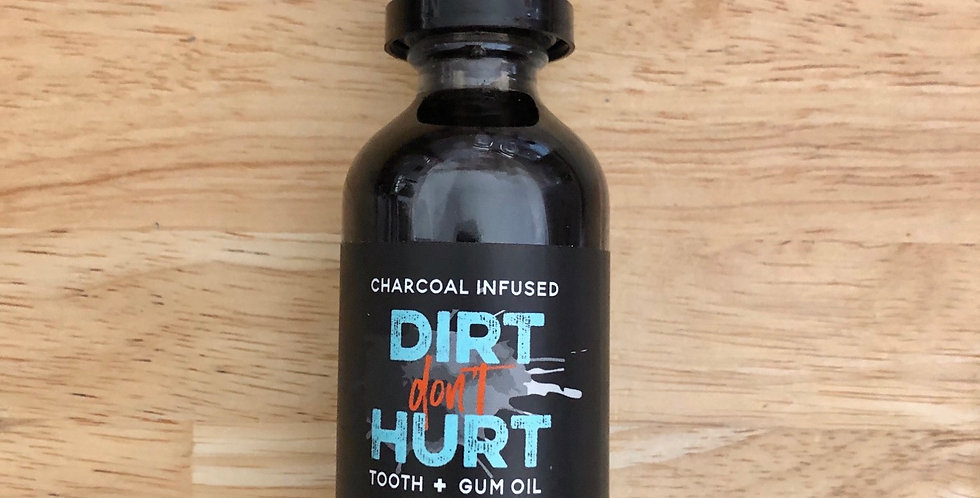 Charcoal Tooth & Gum Oil