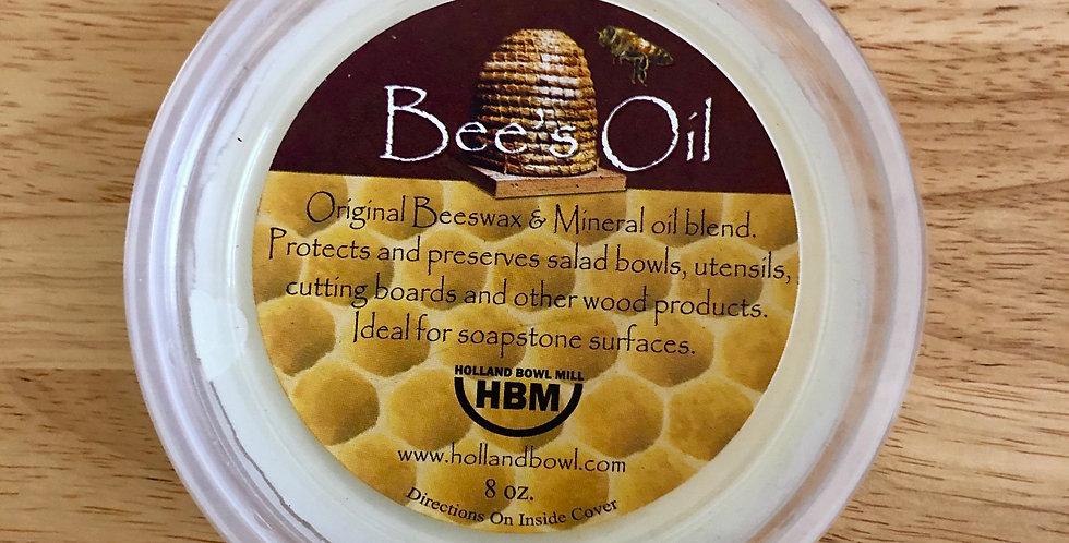 Bee's Oil Wood Preserver
