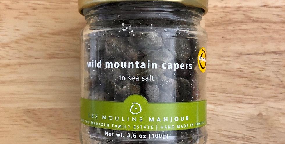 Mahjoub Salt-Cured Capers