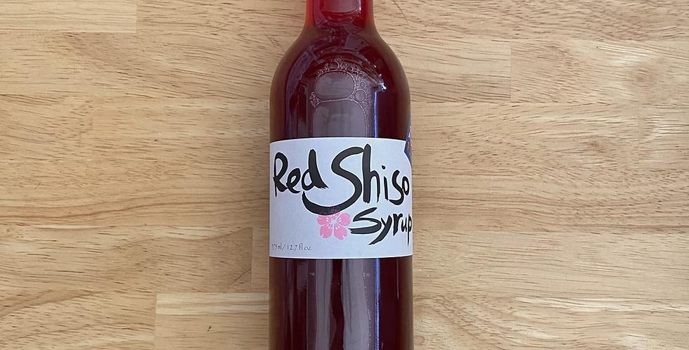 Shiso Syrup