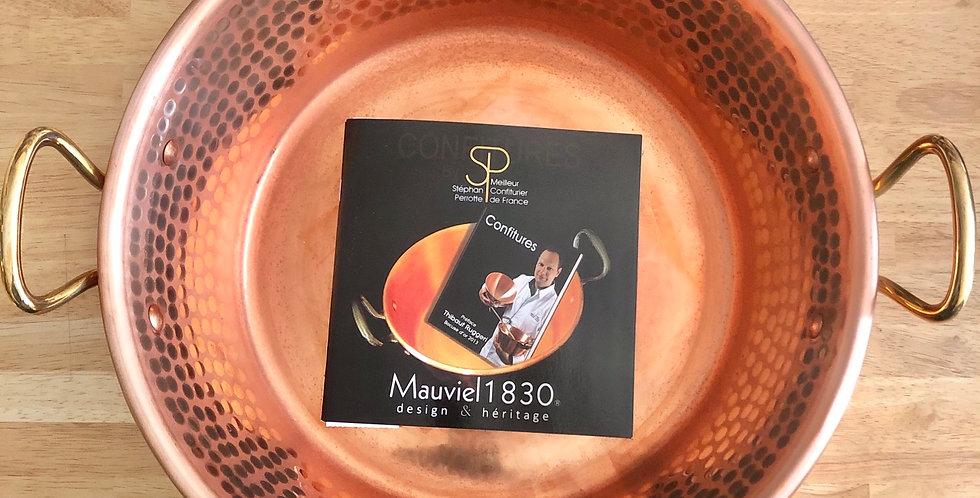 Mauviel Copper Jam Pan