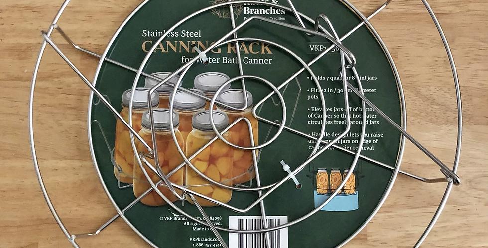 Large Canning Pot Rack
