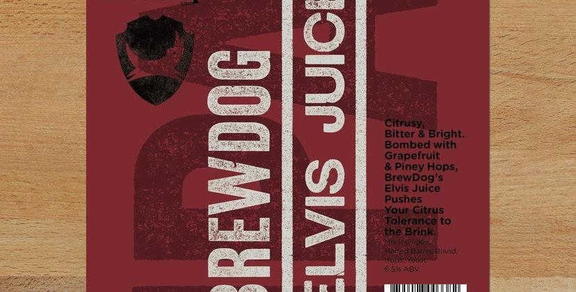 BrewDog Elvis Juice Beer Making Mix