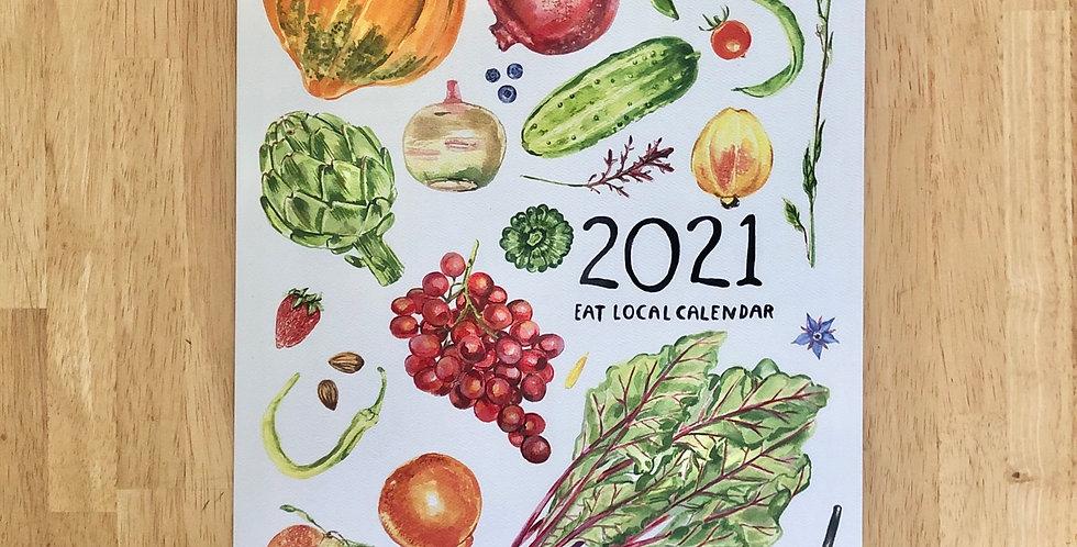 Seasonal Produce Calendar