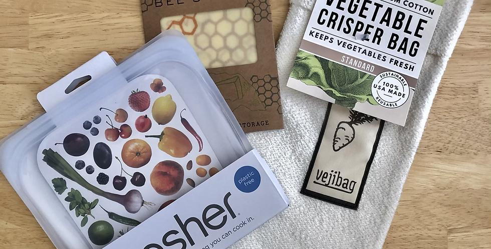 Sustainable Kitchen Gift Set