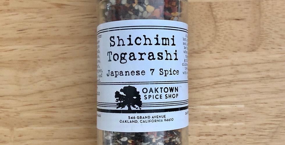 Shichimi Togorashi
