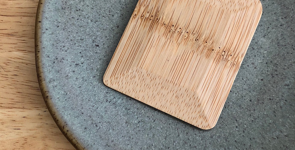 Bamboo Pot Scaper