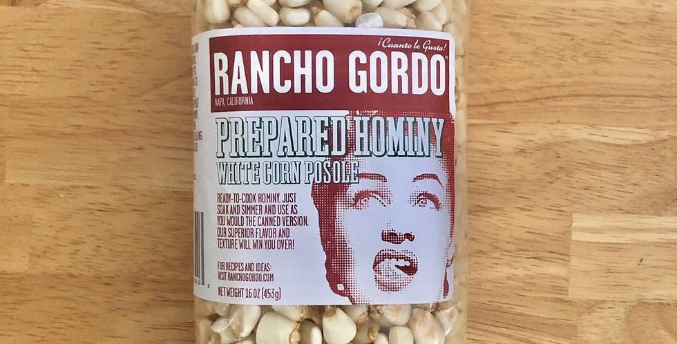 Rancho Gordo Hominy