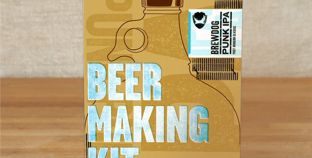 Brewdog Punk IPA Beer Kit