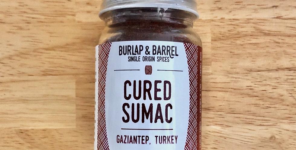 Cured Sumac