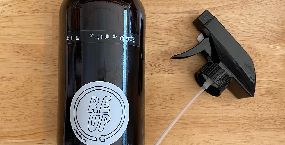 Re-Up Spray Top