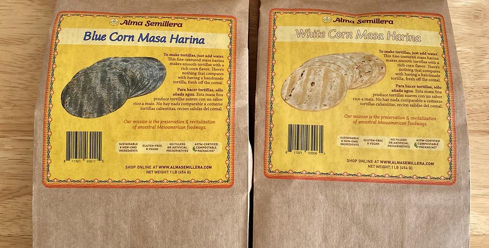 Alma Semillera Masa Harina