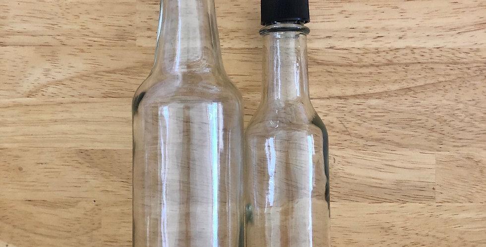 Hot Sauce / Bitters Bottle