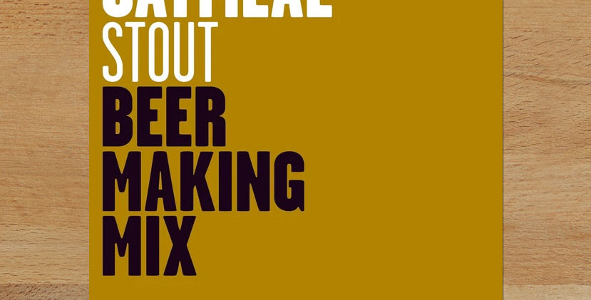Oatmeal Stout Beer Making Mix