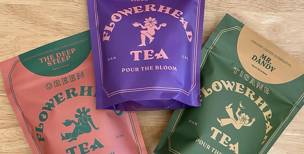 Flowerhead Teas