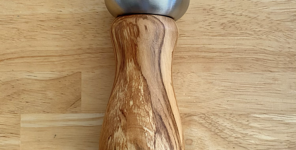 Olivewood Pepper Mill