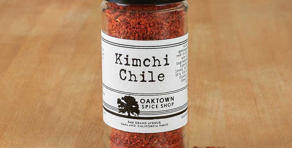 Kimchi Chile
