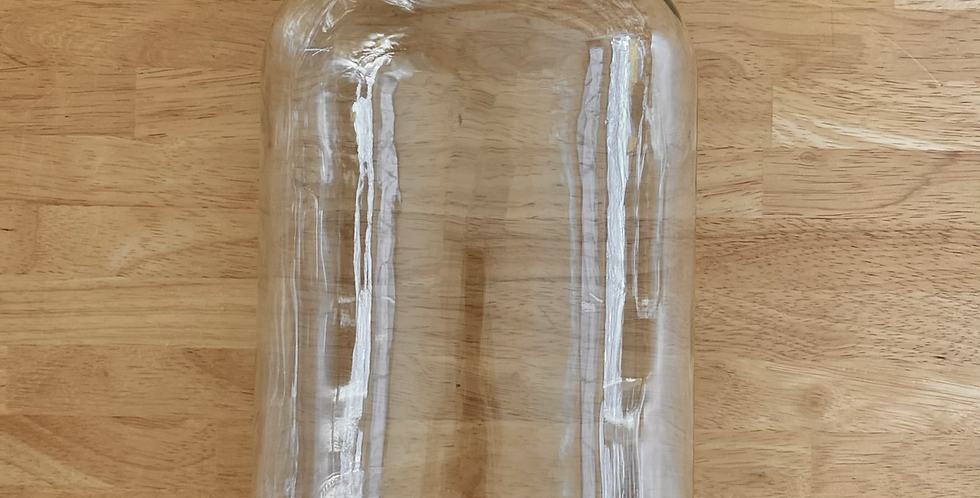 Large Wide Mouth Jars