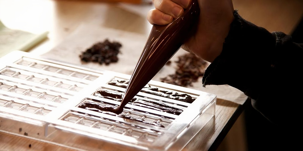 BEAN TO BAR CHOCOLATE MAKING